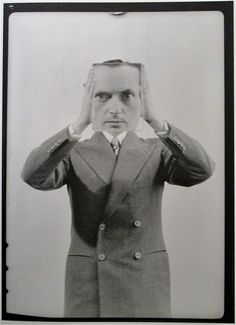 Edward James, Paris, Man Ray's Portraits of Famous Friends Lee Miller, Marcel Duchamp, Man Ray Photography, Vintage Photography, Street Photography, Surrealism Photography, Conceptual Photography, Photography Tips, Landscape Photography