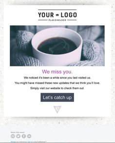 21 new template designs to inspire your email marketing | Emma Email Marketing Blog | Emma, Inc.