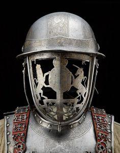 1686: King James II armour