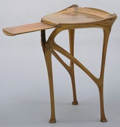 Side Table  Hector Guimard (French, 1867-1942)  c. 1904-07.