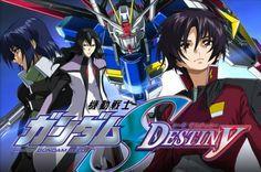 Japan Sets English Subtitled 'Mobile Suit Gundam SEED Destiny' Anime Blu-ray Box Sets