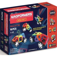 Magformers - WOW Set - Multi Colored