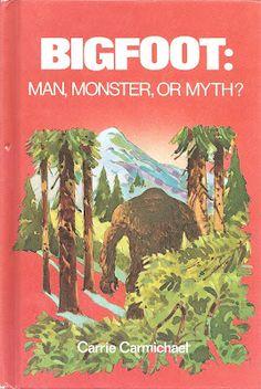 An old Bigfoot book.