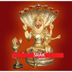 Panch Dhatu Narsingha Idols