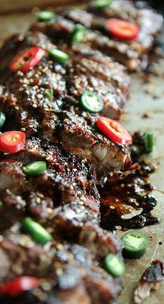 BBQ Sticky Asian Pork Ribs - http://heatherchristo.com/cooks/2013/07/28/bbq-sticky-asian-pork-ribs/?utm_source=Web+Subscribers&utm_campaign=c78aaa245f-RSS_EMAIL_CAMPAIGN&utm_medium=email&utm_term=0_13018df350-c78aaa245f-20861333