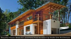 Beautiful Houses Week #37: Greenland Road Residence by Studio One Architecture