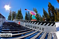 Snowboarding, Mahfia 01