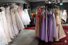 Sherri Hill Shop in Shop Foto: Sven Asmus Photography