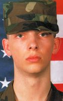 Army Pfc. Kenneth E. Zeigler II  Died May 12, 2005 Serving During Operation Iraqi Freedom  22, of Dillsburg, Pa.; assigned to the 1st Battalion, 64th Armor Regiment, 3rd Infantry Division, Fort Stewart, Ga.; killed May 12 when an improvised explosive device detonated near his military vehicle in Baghdad.
