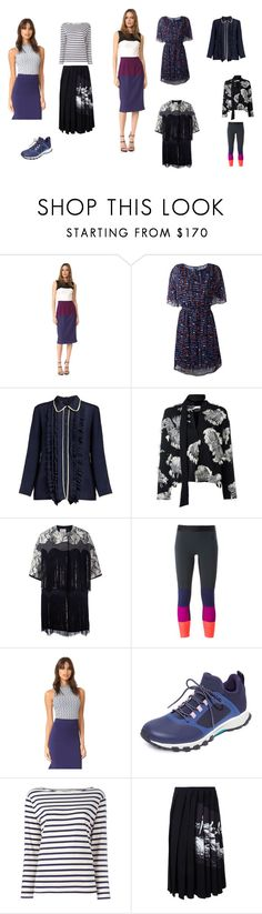 """""""world of fashion"""" by emmamegan-5678 ❤ liked on Polyvore featuring Black Halo, Armani Jeans, Marni, Chloé, Antonio Marras, Monreal, Milly, adidas, Yves Saint Laurent and Victoria Beckham"""