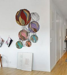 Streetwallz - Hand Drawn Balls Wall Decal, $77.74 (http://www.streetwallz.com/hand-drawn-balls-wall-decal/)
