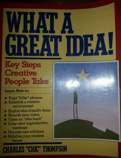 What a Great Idea! by Charles C. Thompson (1992, Paperback) $7.98 Free Shipping