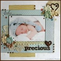 A Project by Lynette11 from our Scrapbooking Gallery originally submitted 10/15/12 at 12:11 PM