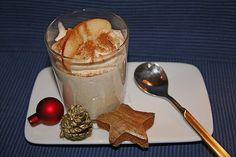 Apfelschnee, ein raffiniertes Rezept aus der Kategorie Dessert. Bewertungen: 60. Durchschnitt: Ø 4,1.