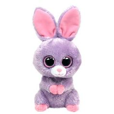 Ty Stuffed Animals | Ty Beanie Boo's Plush Stuffed Animals Easter 36059 Petunia The Bunny ...