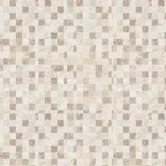 Piso Especial de Parede Bianco Gres Mosaic Stone
