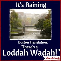 Tahget http://www.chowdaheadz.com/ | The Boston Accent ...
