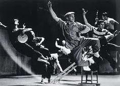 Gene Kelly - Robert Capa