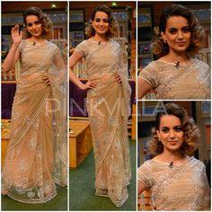 Celebrity Style,KANGANA RANAUT,ami patel,Abu Jani Sandeep Khosla,The Kapil Sharma Show,Rangoon,Daniel Bk