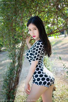 MiStar Vol.106: Người mẫu Yu Ji Una (于姬Una) (51 ảnh)