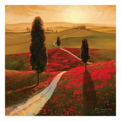 Tuscany Posters by Thomas Mcgrath at AllPosters.com