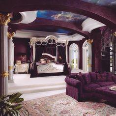 Attractive luxury kids bedroom best 25 luxury kids bedroom ideas on Luxury Kids Bedroom, Fancy Bedroom, Luxury Bedroom Design, Shabby Chic Bedrooms, Royal Bedroom, Luxury Bedding, Purple Bedroom Decor, Purple Bedrooms, Boy Bedrooms