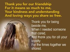 My Beautiful Friend Poems - Bing Images Famous Friendship Quotes, Genuine Friendship, Friend Friendship, Friend Poems, Best Friend Quotes, I Love My Friends, True Friends, Close Friends, Quotable Quotes