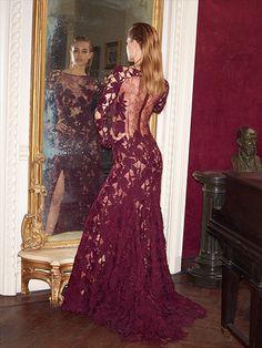 Nina Ricci gown