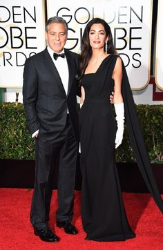 """""""Oh sorry, did I not introduce you to my husband? His name is George. He played a lawyer in a movie once."""" 