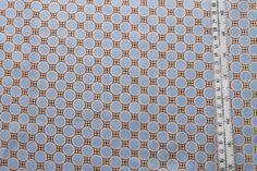 grafisches Punkte-Muster auf Baumwolle von AMY BUTLER aus der Serie gypsy caravan - windflowers...  passend zu allen anderen Artikeln dieser FarbSerie