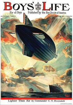 Boys Life magazine 1931