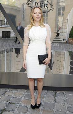 Scarlett Johansson in Paris