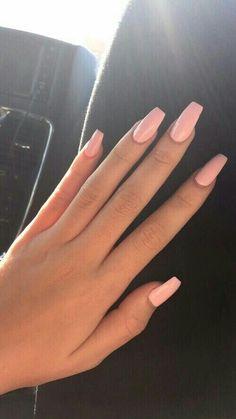 Cute Acrylic Nails 316448311318217851 - bright summer nails, acrylic summer nails, summertime nail art design, neon summer nail art design Source by Lindhaaaa Fall Gel Nails, Aycrlic Nails, Hair And Nails, Matte Pink Nails, Maroon Nails, Nail Manicure, Almond Nails Pink, Soft Pink Nails, Violet Nails