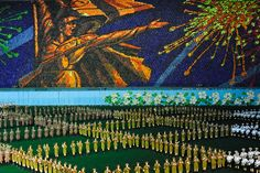 scales of perception - Mass Games - photos by Classe Touriste Mass...
