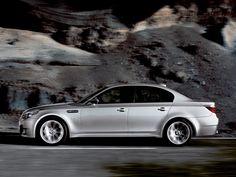 BMW E60 ///M5 5 Series (2003-2010)