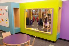 Activity Walls (installation and design by LFI)
