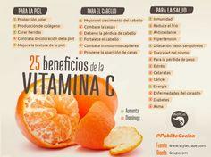 beneficios alimentos ricos en vitamina C
