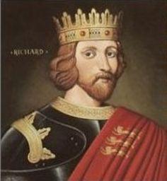 Richard I Coeur de Lion 1189-99 AD