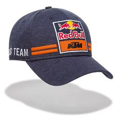 79c8e4d7cef Official Red Bull KTM Factory Racing Shop  Unisex New Era Red Bull KTM Cap  for - Show your support for MotoGP riders Bradley Smith and Pol Espargaro  with ...