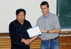 It is Done! I'm a certified Zhong Yuan QiGong instructor at last! Thank you Sifu! (Facebook Dániel Szabadkai)