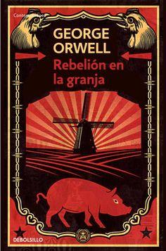 Rebelión en la granja. George Orwell-9788499890951