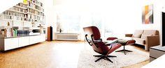 Sanierung Doppelshaushälfte// Eames Chair // BESPOKE