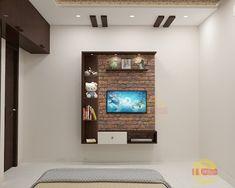 Bedroom Tv Unit Design, Tv Unit Bedroom, Tv Unit Furniture Design, Tv Unit Interior Design, Interior Ceiling Design, Bedroom Door Design, Luxury Bedroom Design, Tv Wall Design, Simple Tv Unit Design