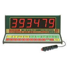 ClubKing Ltd Raffle Random Number Generator, One in a Million