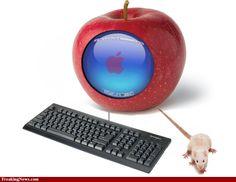 "APPLE MACINTOSH COMPUTER T-SHIRT /""I LOVE MAC/"" Funny Retro Classic 90s PC GAMING"