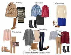 Start 2016 off with an Outfit Planner from MSP! http://www.missussmartypants.com/index.php?route=blog/blog/view&blog_id=252&page=1
