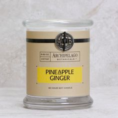 Archipelago Botanicals provides exotic and captivating fragrances in their quality candles. Besides their addictive scents, we love that each soy-wax candle ha