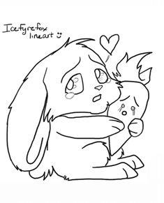 Chibi Bunny With Carrot Coloring Page Free Printable Coloring Pages Coloring Pages Dog Coloring Page Super Coloring Pages