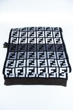 Fendi Scarf Multicolor with Fendi Design Logo FXS193 - F0ZZ1 ... Know the Girl, Know the Gift.