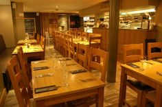 Our beautiful restaurant